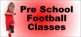 Pre School Football Training Warrington