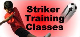 Striker Football Training Warrington