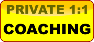 Private Caoching 1 to 1