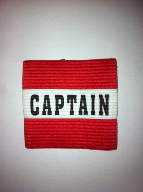 kids captains armband