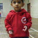 Striker Academy hoodie