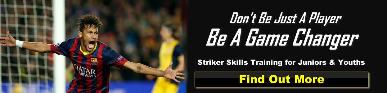 striker training warrington