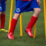 Football training warrington, widnes, chester