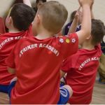 junior football, skills training warrington