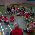 Chester toddler preschool football