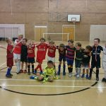 Striker skills training in Chester