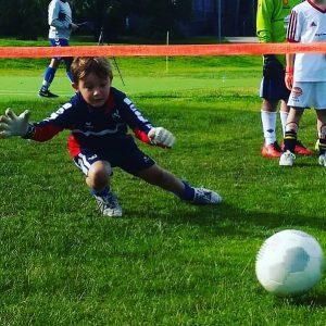 goalkeeper 1-1 coaching
