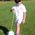 keepy uppy skills trainer junior model