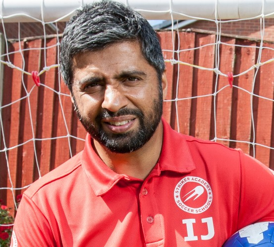 Imtiaz Jamil Head Coach