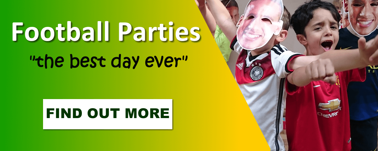 football parties warrington liverpool manchester chester