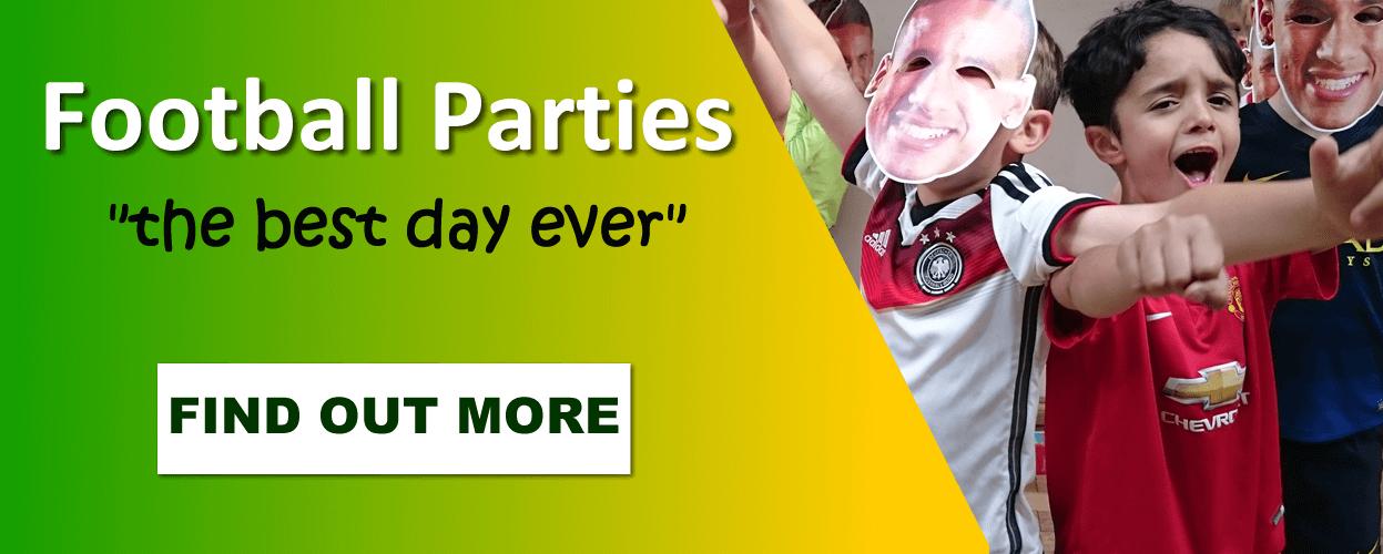 football parties warrington liverpool manchester chester