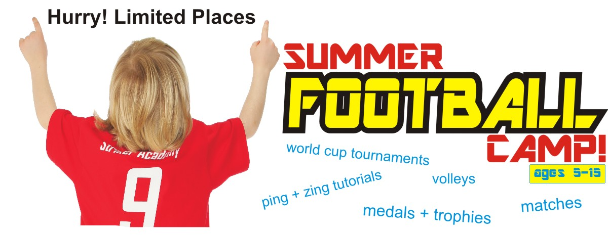 summer football camp frodsham