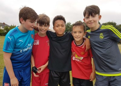 EASTER & SUMMER FOOTBALL CAMPS